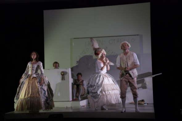 Four Note Opera Instrueret Af Anne Barslev