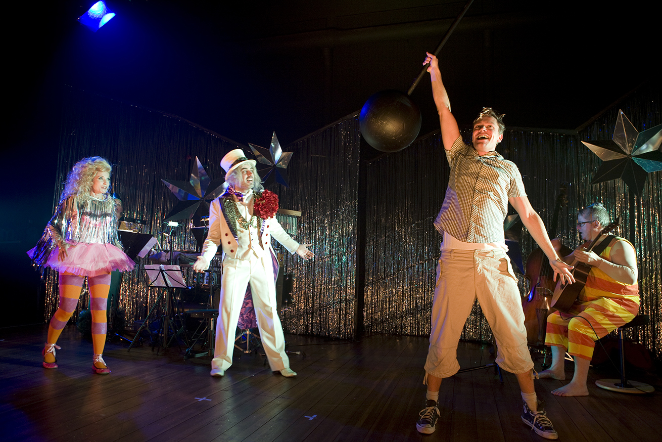 Narcissus Og Ekko Opera
